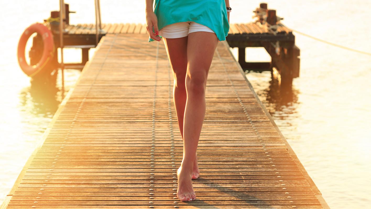 Cellulite: 6 Tipps für straffe Haut