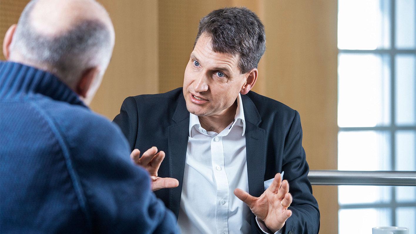 Dr. Georg Schäppi, aha! Allergiezentrum Schweiz