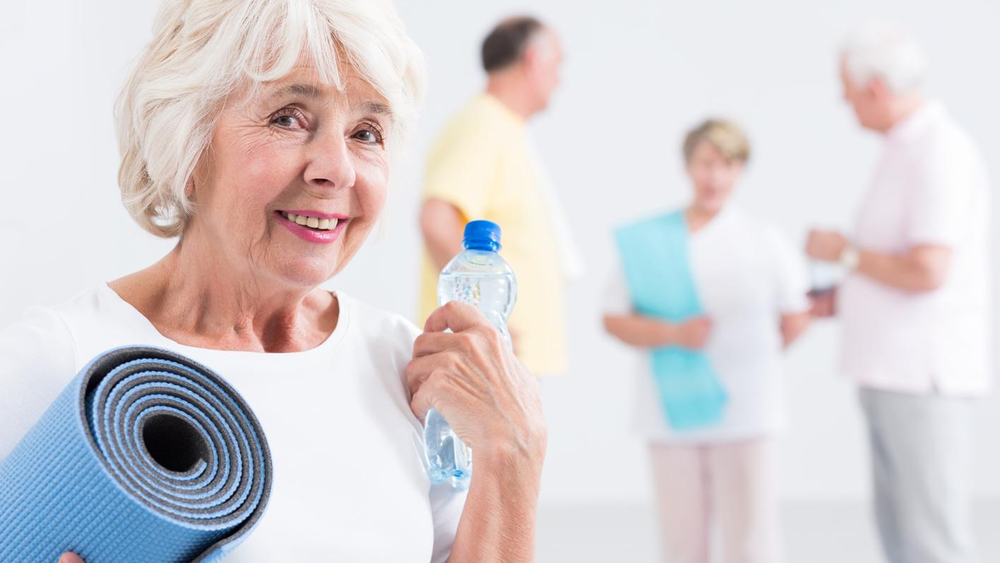 Sport kann Altersbeschwerden mindern. Auch Cholesterin- oder Blutzuckerspiegel können durch Bewegung positiv beeinflusst werden.