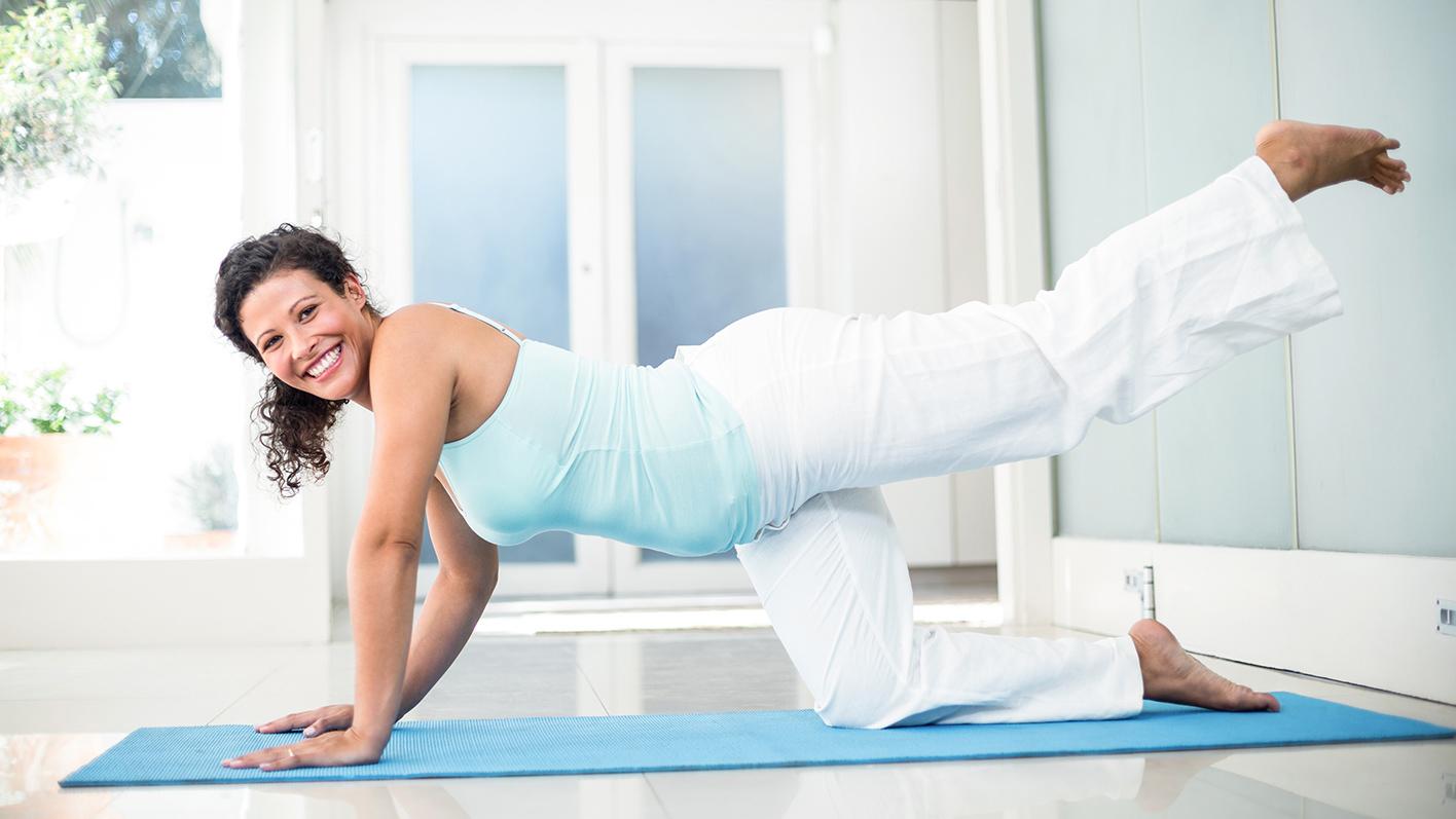 Sportliche Betätigung während der Schwangerschaft
