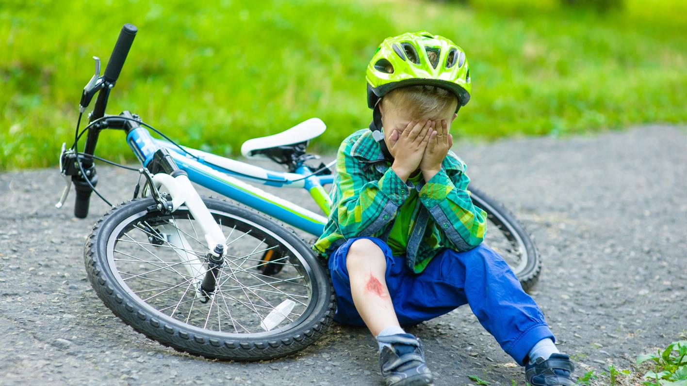 Bewegung ist gut für Kinder. Jedoch verletzt sich jedes 5. Kind zwischen 11 und 14 Jahren.