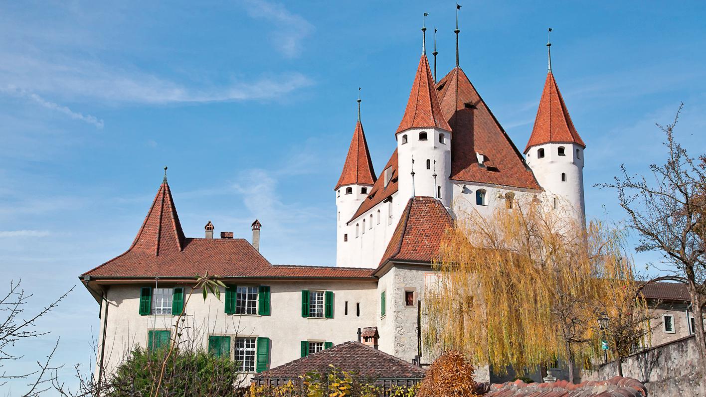 Ausflugstipps: Romantische Schlösser und geheimnisvolle Burgen in der Schweiz
