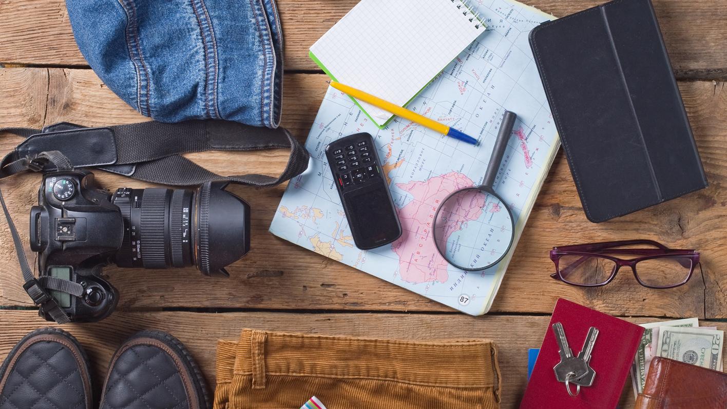 Reise-Checklisten: Packen für die Ferien, Reiseapotheke