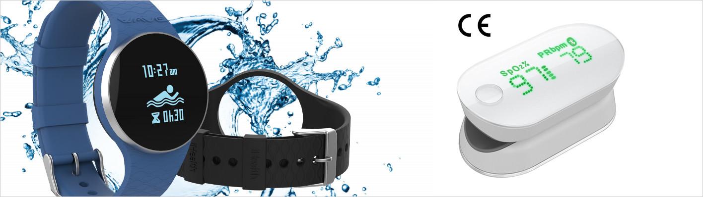 iHealth Wave und Air – Aktivitätstracker und Pulsoximeter