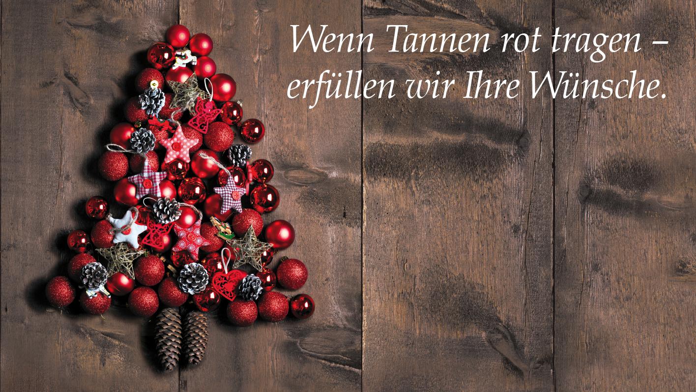 Weihnachten, Grippe und Erkältung: 17.11.–24.12.2016 in allen TopPharm Apotheken