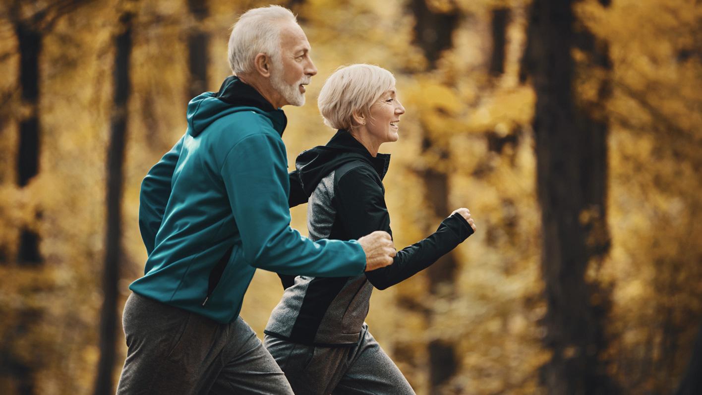 Bewegung für Kopf, Herz, Hand und Bein / TopPharm Apotheke / Ihr Gesundheits-Coach