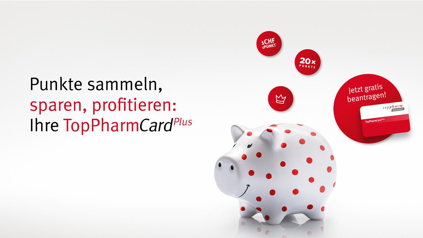 TopPharm / IM FOKUS: TopPharmCardPlus / Ihr Gesundheits-Coach