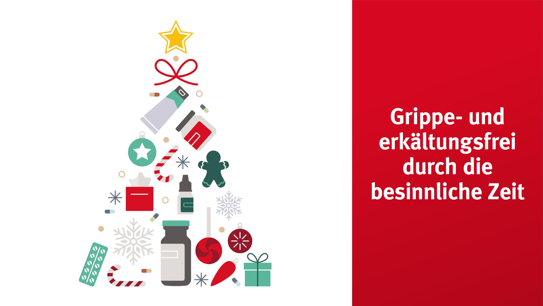 TopPharm Apotheke / Weihnachten / Grippe und Erkältung