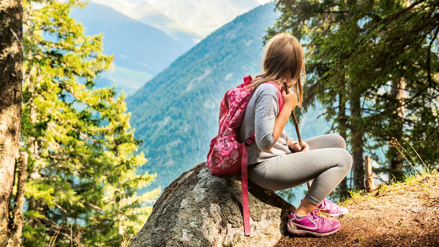 Ausflugstipps – Höhenwanderungen mit Kindern