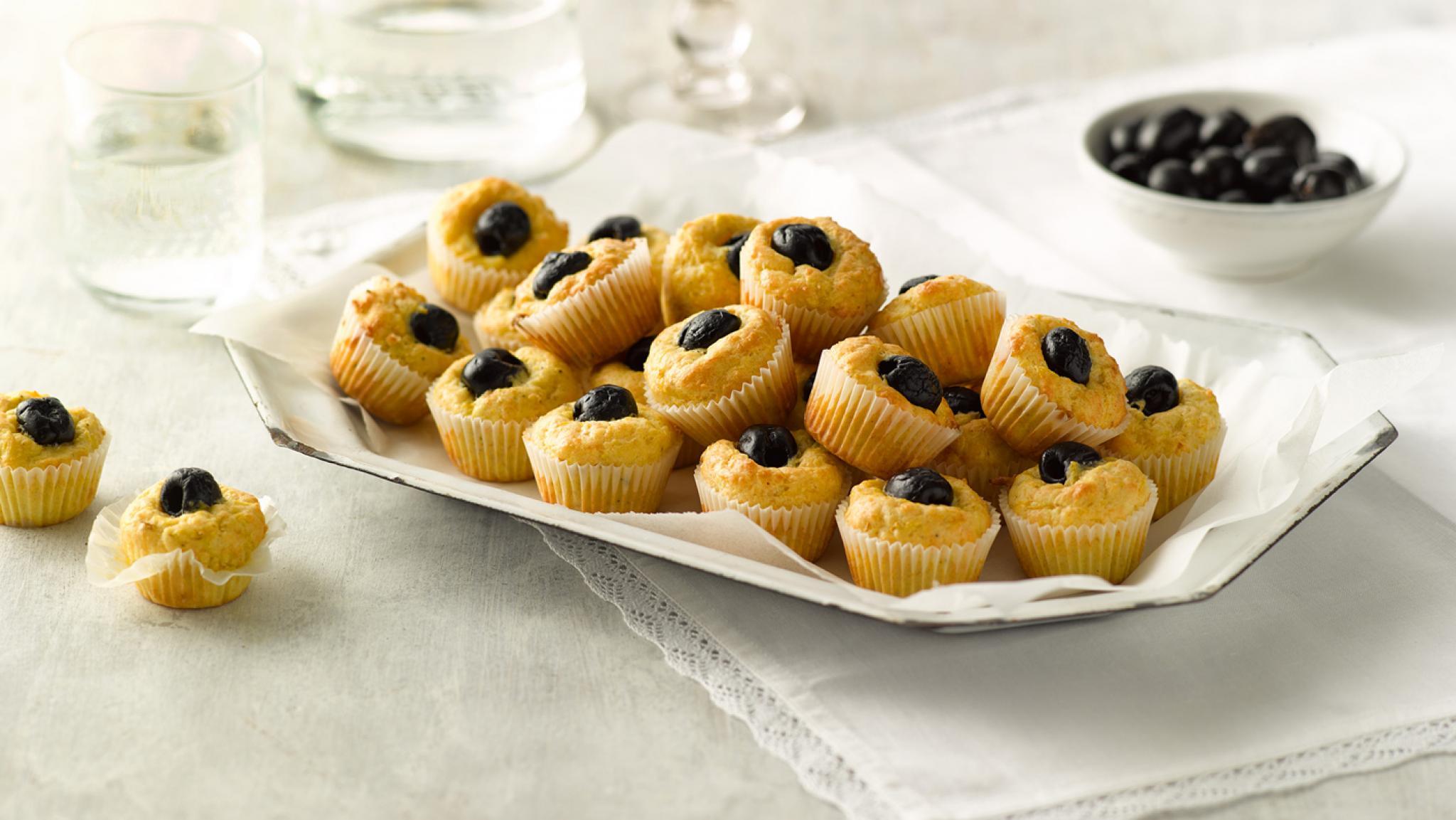 Aperitif-Mini-Muffins