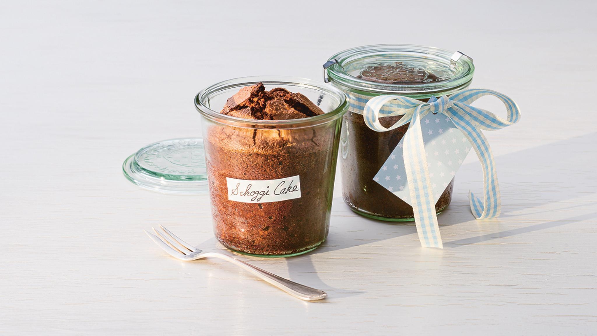Schokoladen-Haselnuss-Kuchen