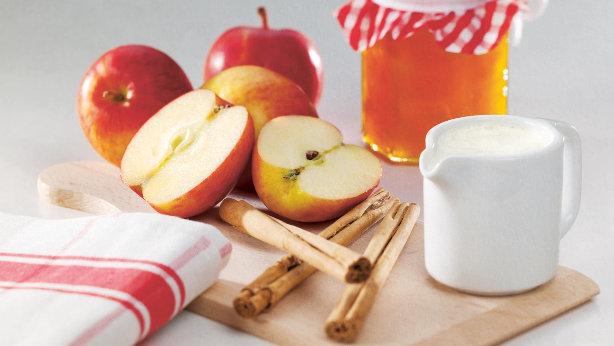 Zürcher Apfel-Zimt-Chüechli