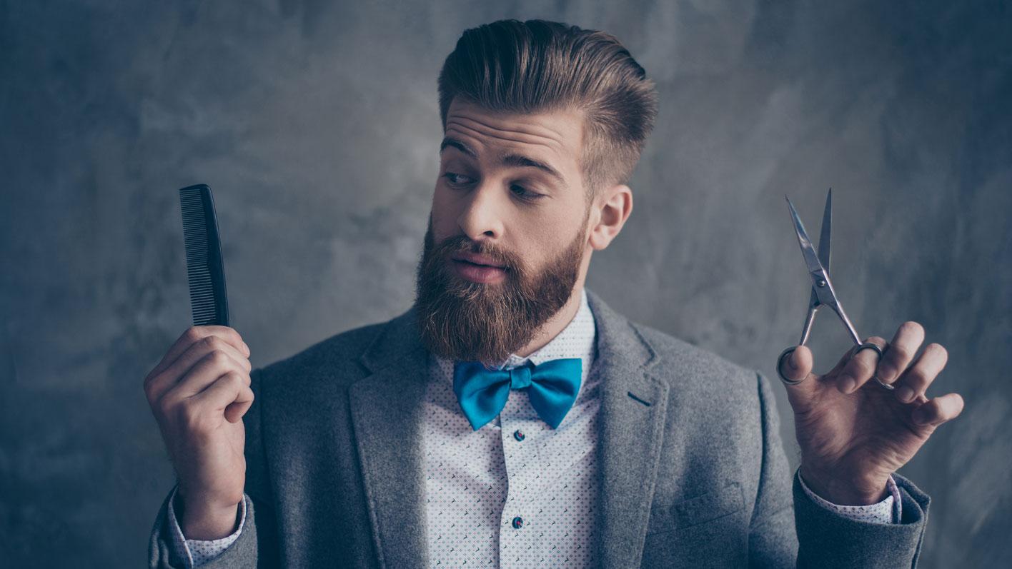 TopPharm / Männerpflege: Vom Hipster bis zum Holzfäller / Ihr Gesundheits-Coach